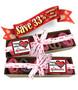 Valentine's Day 20pc Chocolate Pretzel Box - Romantic Label