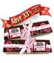 Valentine's Day 20pc Chocolate Pretzel Box - Family Label
