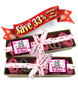 Valentine's Day 20pc Chocolate Pretzel Box - Humorous Label