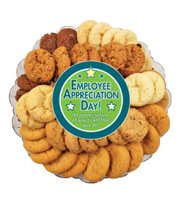Employee Appreciation All Natural Smackers Cookie Platter