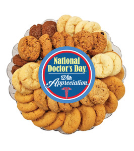 Doctor Appreciation All Natural Smackers Cookie Platter