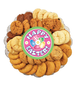 Easter All Natural Smackers Cookie Platter