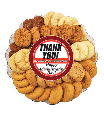 Admin/Office Staff All Natural Smackers Cookie Platter