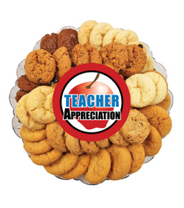 Teacher Appreciation All Natural Smackers Cookie Platter