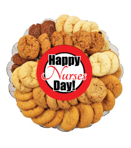 Nurse Appreciation All Natural Smackers Cookie Platter