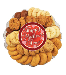 Mother's Day All Natural Smackers Cookie Platter