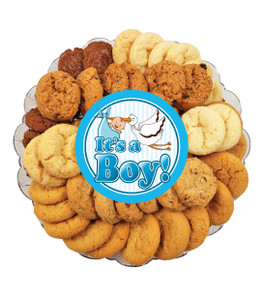 Baby Boy All Natural Smackers Cookie Platter