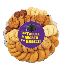 Back To School All Natural Smackers Cookie Platter