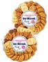 Bar/Bat Mitzvah Smackers Mini Crispy Cookies