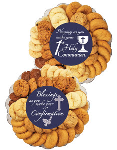 Communion/Confirmation All Natural Smackers Cookie Platter