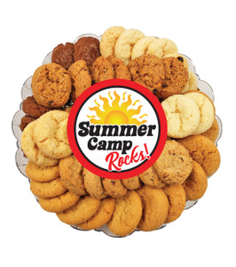 Summer Camp All Natural Smackers Cookie Platter