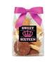 Sweet 16 All Natural Smackers Cookie Bag