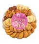 Sweet 16 All Natural Smackers Cookie Platter