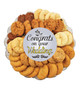 Wedding All Natural Smackers Cookie Platter