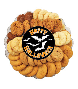 Halloween All Natural Smackers Cookie Platter