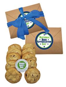 Best Boss Fresh Baked Chocolate Chip Cookie Craft Box