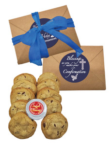 Communion/Confirmation Chocolate Chip Cookie Craft Box