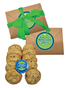 Employee Appreciation Chocolate Chip Cookie Craft Box