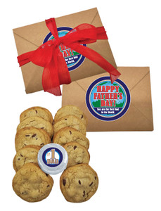 Father's Day Chocolate Chip Cookie Craft Box