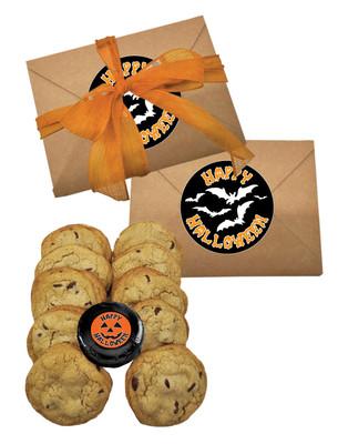 Halloween Chocolate Chip Cookie Craft Box