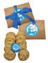 Baby Boy Chocolate Chip Cookie Craft Box