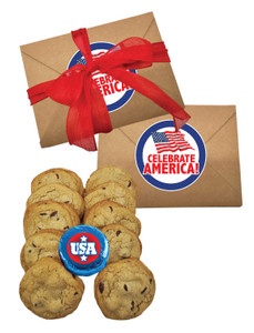 Celebrate America Chocolate Chip Cookie Craft Box