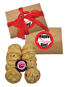 Nurse Appreciation Chocolate Chip Cookie Craft Box