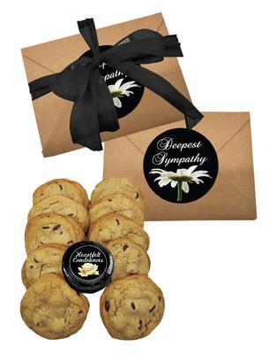 Sympathy Chocolate Chip Cookie Craft Box