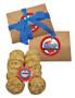 Teacher Appreciation Chocolate Chip Cookie Craft Box