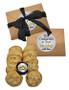 Wedding Chocolate Chip Cookie Craft Box