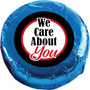 We Care About You Chocolate Oreo Single