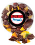Connecting Friends Chocolate Dipped Dried Fruit