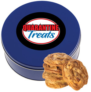 Connecting Friends Chocolate Chip Cookie Tin