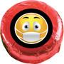 Smiley Face Mask Chocolate Oreo