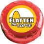 Flatten the curve Chocolate Oreo