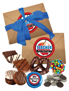 Teacher Appreciation 1lb Assorted Craft Box