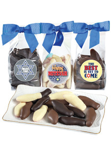Bar/Bat Mitzvah Chocolate Enrobed Swedish Fish