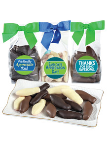 Employee Appreciation Chocolate Enrobed Swedish Fish