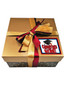 Graduation Make-Your-Own Box of Treats - Red/Gold