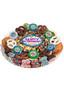 Retirement Popcorn & Cookie Message Platter