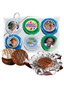 Retirement 6pc Chocolate Oreo Photo Cookie Box