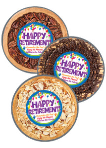 Retirement Cookie Pies