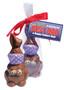 Chocolate Father's Day Quarantine Bunny