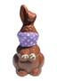 Chocolate Quarantine Bunny