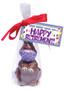 Retirement Quarantine Chocolate Bunny - Single