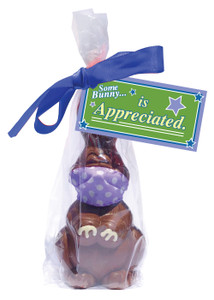 Appreciated Quarantine Chocolate Bunny