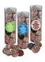 Chocolate Nonpareils - Tall Cylinder