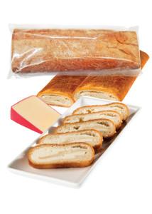 Danish Cheese Nut Rolls