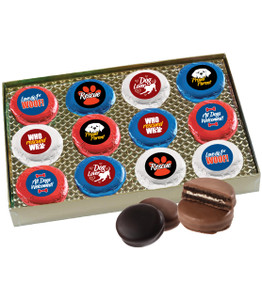 Dog Rescue Chocolate Oreo 12pc Box