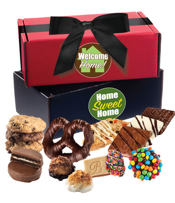 New Home Make-Your-Own Assorted Cookie Box